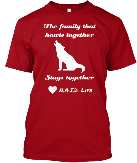 Family Howl Front