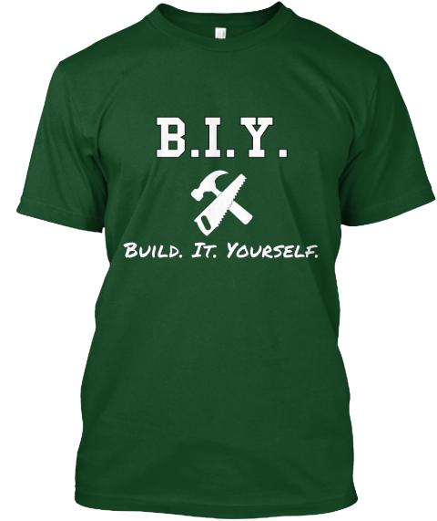 BIY Shirt Front